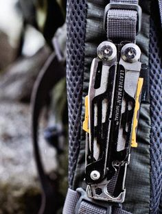 Leatherman - Signal EDC Multi-Tool, Stainless Steel with Nylon Sheath