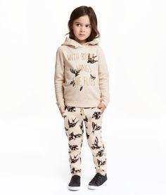 Kids | Girl Size 1 1/2-10y | Pants & Leggings | H&M US