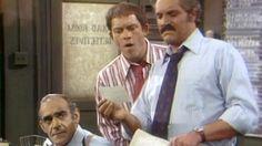 Barney miller welcome back kotter and hal linden on pinterest for Barney miller fish