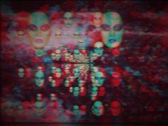 Psychedelic Death Vomit (Slight Return) 3d - Yoshi Sodeoka | 袖岡由英