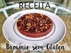 Brownie sem Glúten - Bruna Bussular