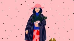 A Designer's Calming Illustrations of Daily Life's Small Pleasures - Creators