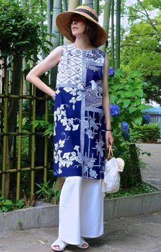 Kimono Dress, Kimono Jacket, Fashion Sewing, Kimono Fashion, Embroidered Clothes, Dressmaking, Chic Outfits, Wearable Art, Couture