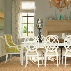 Ivory Key Dining Room by Tommy Bahama