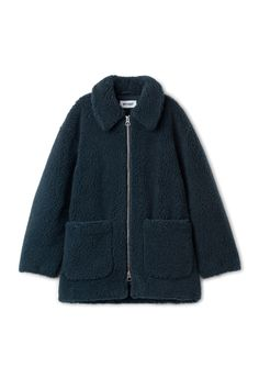 Weekday image 1 of Felice Jacket in Blue Reddish Dark
