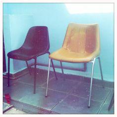 cadeiras vintage Cliente: Escola São Paulo
