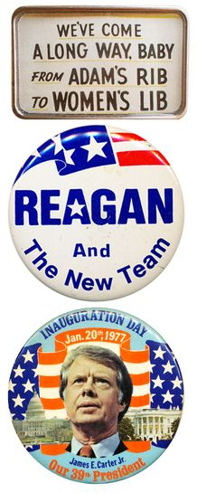 My father was a feminist....a liberal who like Ronald Reagan...and thought a lot about Mr. Carter!