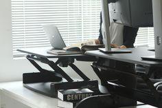 Office Desk, Home Office, Adjustable Height Desk, Studio, Furniture, Home Decor, Desk Office, Decoration Home, Desk