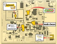 WSU Places to Eat