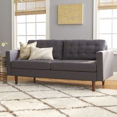 Langley Street Monterey Sofa & Reviews | Wayfair