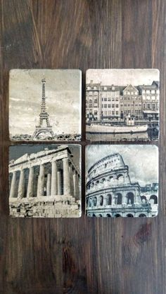 European landmarks s