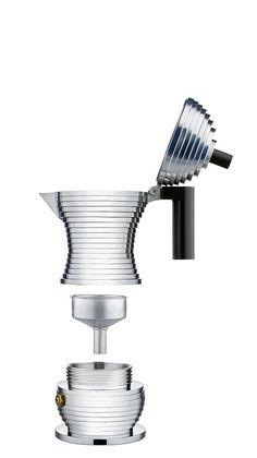 Pulcina - Coffee machines Alessi