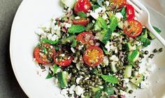 If you need to be convinced that salads can fill you up and satisfy you, then you need to try this recipe