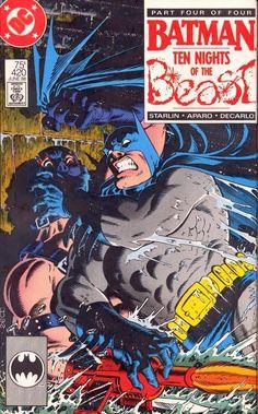 Batman #420, Ten nights of the KGBeast