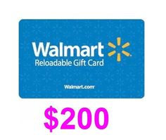 $200 Walmart Gift Card – Free Same Day PRIORITY Mail / Tracking – Get it Fast!  http://searchpromocodes.club/200-walmart-gift-card-free-same-day-priority-mail-tracking-get-it-fast-23/