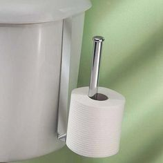 InterDesign Classico Over-The-Tank Toilet Paper Roll Holder - Walmart.com