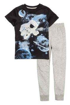 H&M - Jersey pyjamas £9.99
