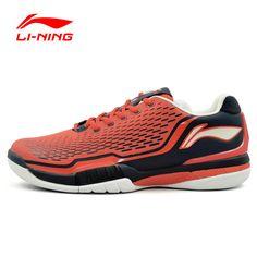 777c4c6fb6 Li-Ning Men s Tennis Shoes Cushioning Breathable Stability Professional  Sneakers LiNing Sports Shoes Li-