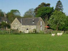 The Barn, Brithdir, Dolgellau, Gwynedd, Wales. Holiday.