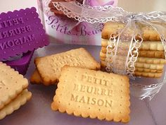 recipes celebrating the French traditional cuisine. Recipes are designed by Corinne Preteur, operating Lifestyle Vacations culinary tours in France. Butter Biscuits Recipe, Butter Cookies Recipe, Almond Cookies, Biscuit Recipe, Sugar Cookies, Pastry Recipes, Cookie Recipes, Biscotti, Chocolate Chip Mug Cookie