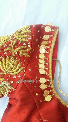 Kasu bridal blouse