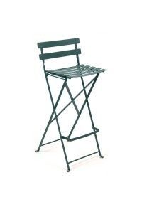 HIGH BISTRO CLOSET STOOL by FERMOB  #bistro #closet #fermob #stool High Stool, Bistro, Outdoor Tables, Outdoor Decor, Folding Chair, Outdoor Furniture, Home Decor, Prune, Closet
