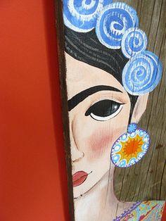 Detalles: Frida