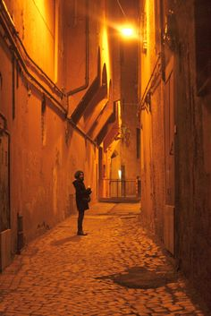 Cobbled Streets of Bologna via @NamHameed