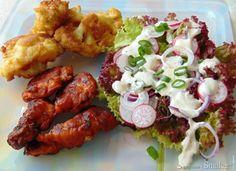 Dania główne Tandoori Chicken, Meat, Ethnic Recipes, Food, Essen, Meals, Yemek, Eten