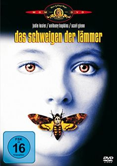 Das Schweigen der Lämmer, Regie: Jonathan Demme, 1991 | Nach dem Roman von Thomas Harris. www.redaktionsbuero-niemuth.de