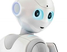 Is This The First Robot To Understand Emotions? Futuristic Robot, Pepper Robot, Future Trend, Robot Friend