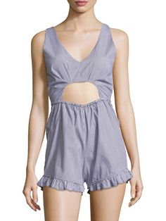 26c2d1770ae Beach Comber Romper by 6 Shore Road at Gilt