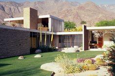 kaufmann desert house - another beauty by frank loyd wright