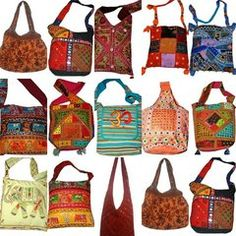 great hippie bags!