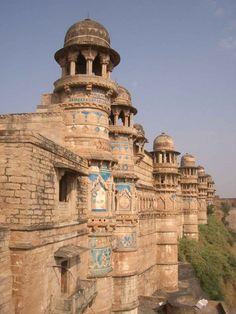 Gwalior Fort, Gwalior, Madhya Pradesh