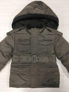 48ef55fdf best 0b72e 87e4a authentic moncler boys athenes hooded jacket little ...