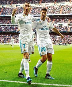 Hoy juega el Real Madrid! Celta Vigo LaLiga - Jornada 18 Balaídos 07/01/18 - 20:45 (CET) Karim Benzema and Sergio Vamos!