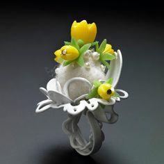 RhinotriX: 3Dmais - Feltro e jóias...