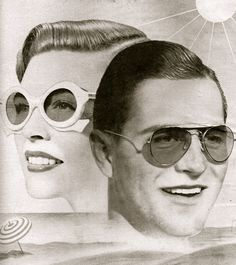 Detail, Advertisement, American Spectacle Co., 1947