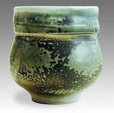 Jack Doherty porcelain soda glazed tea bowl: love love love