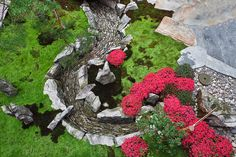 Azalea and moss garden by Marc Peter Keane - Landscape Architect and Writer