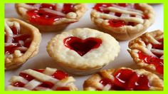 Mini Cherry Pies!!! Only ONE Points Each