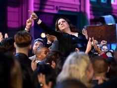 MTV Movie Awards 2016: Melissa McCarthy Wins Comedic Genius Award : People.com