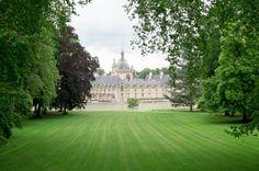 Afbeeldingsresultaat voor andre le notre chantilly