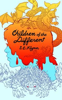 Purple Owl Reviews: Children of the Different | S. C. Flynn