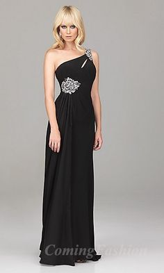 c81c885a27 Simple elegant black dress Black Prom Dresses Uk