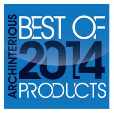 Woohoo! Draper's Bottom-up FlexShades were awarded a Best of 2014 Award from Archinterious! #windowshades #motorizedshades #windowcoverings