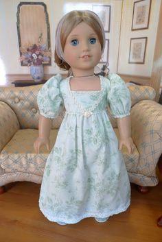 The Miniature Historian: Doll - Elizabeth