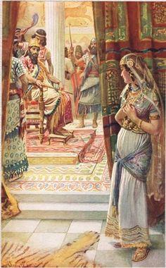 Original Russian Women Bible 48