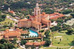 Baltimore Hotel, Miami, Florida, EUA.